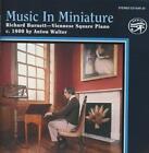 Music in Miniature von Richard Burnett (2014)