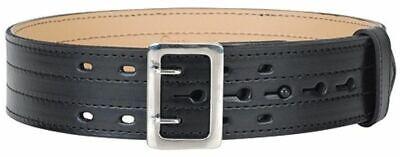 76 cm, Hi-Gloss 4 Row Stitched fits 30-Inch Waist Gould /& Goodrich H59-30C4R Lined Duty Belt