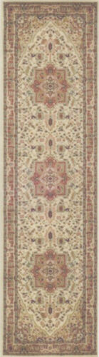 """2-7//16/"""" x 8-15//16/""""  0001594 1:12 1/"""" Scale Dollhouse Miniature Rug Runner Approx"""