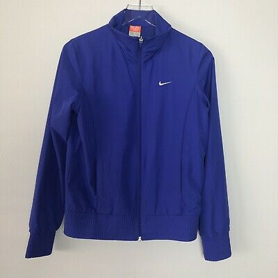 Nike The Athletic Dept women's Purple Zip Up Jacket Sz M | eBay