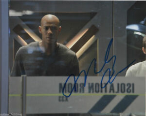Mehcad-Brooks-Supergirl-Autographed-Signed-8x10-Photo-COA-A1