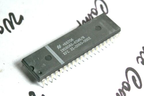 IC NOS 1PCS National  INS8048-6SWN DIP-40 Integrated Circuit