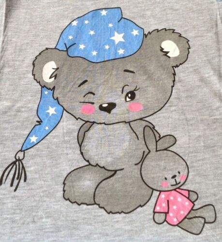 Maternity nightdress nightwear with buttons nursing labour Size UK8-UK18 M115