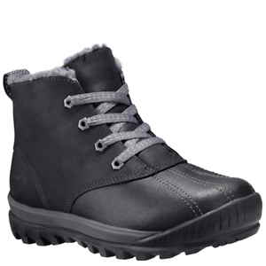 53d70b63ede A18KX Timberland Women s Mt Hayes Waterproof Chukka Boots BLACK ALL ...