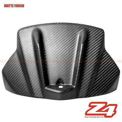 2016-2019 ZX-10R Gas Tank Air Box Front Cover Panel Fairing Cowling Carbon Fiber