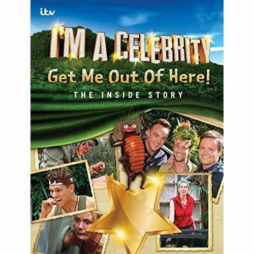 """""""AS NEW"""" I'm A Celebrity... Get Me Out Of Here! The Inside Story, Busk-Cowley, M"""