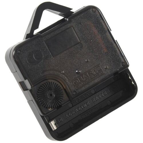 Ersatz Schwarz Uhrwerk Zubehoe r//Ersatzteile mit 3 Zeigersaetzen P6X9 10X N3M
