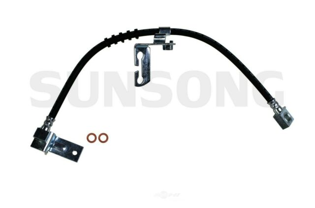 Brake Hydraulic Hose Front Left Sunsong North America 2203581