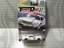 2017 HOT WHEELS ''car culture track day'' = `70 CHEVY CHEVELLE = WHITE