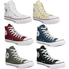 Converse Chuck Taylor All Star Hi Schuhe High-Top Sneaker Damen Herren Unisex