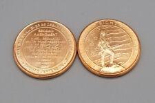 "20 New Coins /"" 2nd Amendment Design /"" 1 oz each .999 Fine Copper Bullion"