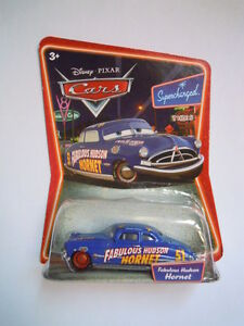Disney-pixar-cars-Fabulous-Hudson-Hornet-red-wheels-supercharged-1-55-maclama
