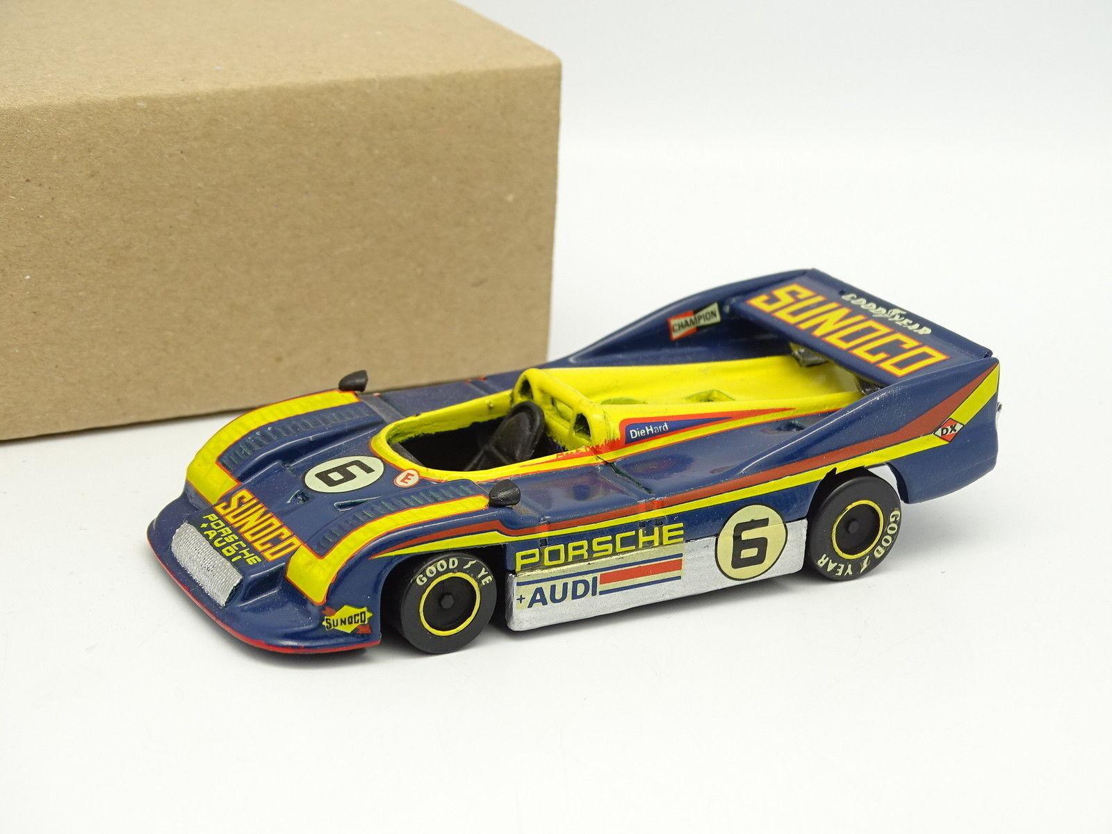 Eligor Evrat Kit Monté Resina 1 43 - Porsche 917 30 Sunoco Can Am 1973 N°6