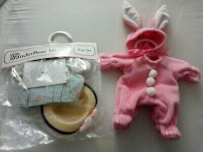 High Tea Muffy Vanderbear Outfit New in Package