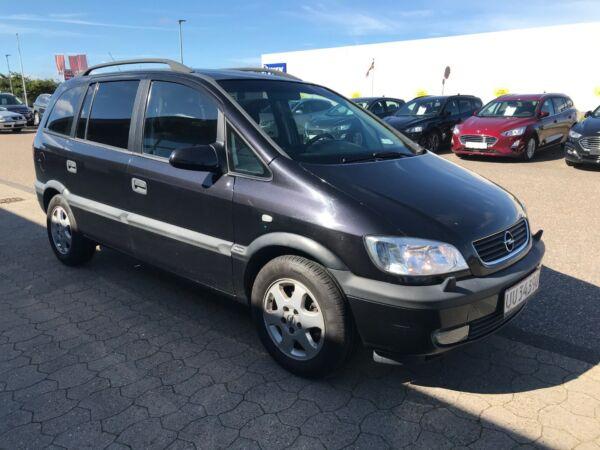 Opel Zafira 1,8 16V Comfort aut. - billede 2