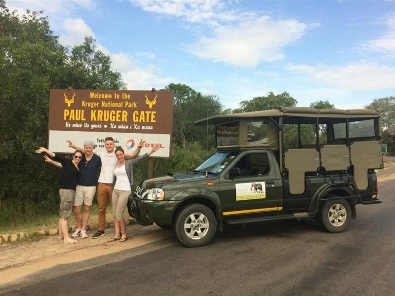 3 Night, 4 Day Private Tour in the African Bush