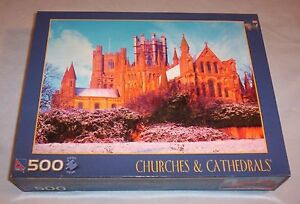 Jigsaw-Puzzle-Ely-Cathedral-Cambridgeshire-500-Piece