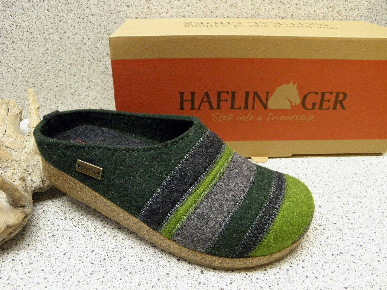 Haflinger ® rojouce hasta ahora 59,95 -  Grizzly Stripes lana (h82)