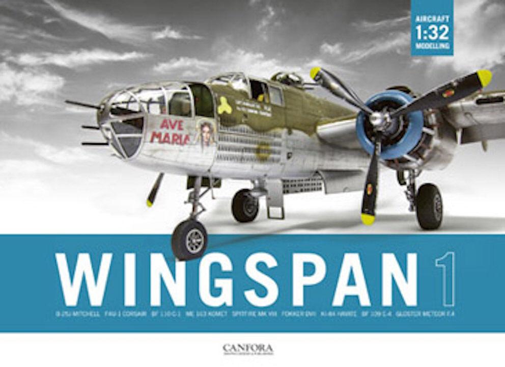 CANFORA  WINGSPAN1 - Aircraft Modelling (Modellbau, Kampfflugzeuge) Kampfflugzeuge) Kampfflugzeuge)   NEU a0e968