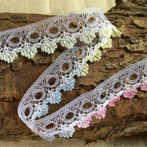 Dovecraft 18mm Knitting In Eyelet Lace 2m
