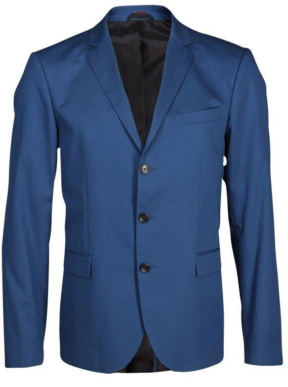 NWT 495 HUGO (ROT Label) by Hugo Boss Slim Blazer Cotton Sportcoat 46R (56INT)