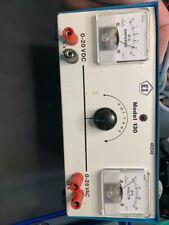 Ramco Enterprises Model 130 Adjustable Voltage