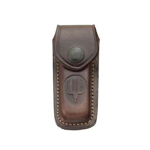 tamaño Funda Muela F//23 de piel color marrón ideal para navaja 23-M de Muela