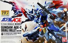Bandai Gundam HG AGE-17 AGE-2 DOUBLE BULLET 1/144 scale kit 4543112753182