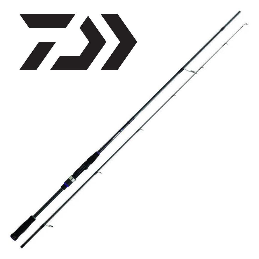 Canna da pesca a spinning Daiwa Prorex XR negro bass bass bass mare luccio pike rod sea 621e1e