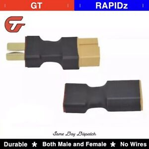 XT60-Female-Male-to-T-Female-Male-Plug-Conversion-Connector-for-Rc-Lipo-Battery