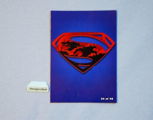 Batman V Superman Hubsnaps Checklist #32 Showdown in Gotham City Rare