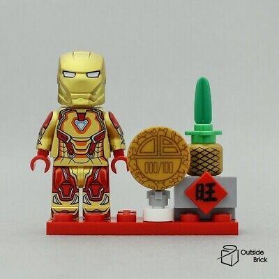 ⎡LEYILE BRICK⎦Custom Optimus Prime Lego Minifigure