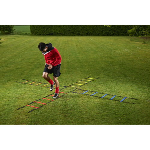 Mitre Football Training Quad Speed and Agility Ladder Brand New