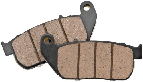 BikeMaster H1057WOC Standard Brake Pads and Shoes for Street Front//Rear