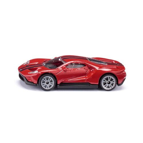 maqueta de coche nuevo ° Siku 1526 Ford GT rojo blister