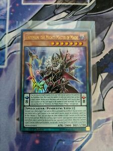 The Mighty Master Of Magic SR08-EN001 1st Edition 3x Ultra Rare Endymion