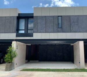 Townhouse en Renta con alberca nuevo en Madero 54 en el Norte de Merida