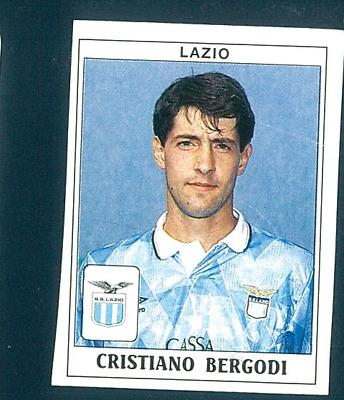 1989-90 Squadra LAZIO Calciatori Panini SCEGLI *** figurina con velina ***