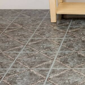 Stick Tile Self Adhesive Vinyl Flooring
