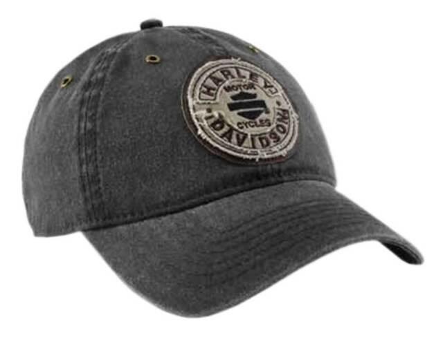 Harley-Davidson Men s Embroidered Blank B s Rockers Baseball Cap ... 949333ab68d7