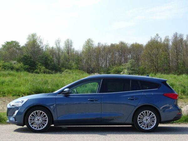 Ford Focus 1,0 EcoBoost Titanium stc. - billede 2