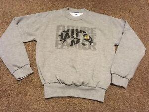 Habillées Jerzees Activewear Sweat-shirt Garçon Taille 10-12-afficher Le Titre D'origine DernièRe Technologie