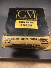 GM 3694477 NOS 1951-52 Chevrolet Powerglide Clutch Piston