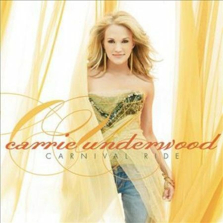 Carnival Ride by Carrie Underwood (CD, Oct-2007, 19 Recordings/Arista Nashville/