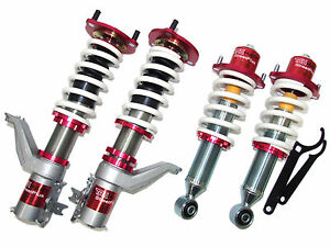 TruHart Streetplus Sport Coilovers For Acura RSX Honda - Acura rsx coilovers