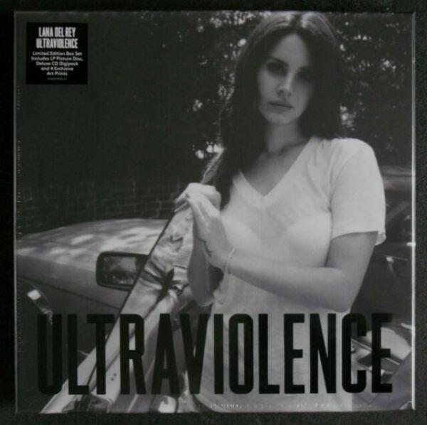 Ultraviolence By Lana Del Rey Vinyl 2 Disc Set For Sale Online Ebay