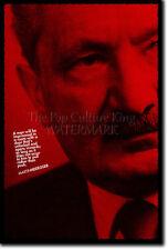 MARTIN HEIDEGGER ART PRINT PHOTO POSTER GIFT QUOTE EXISTENTIAL PHILOSOPHY