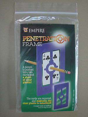 Royal Magic Penetration Frame From Solid Through Solid!