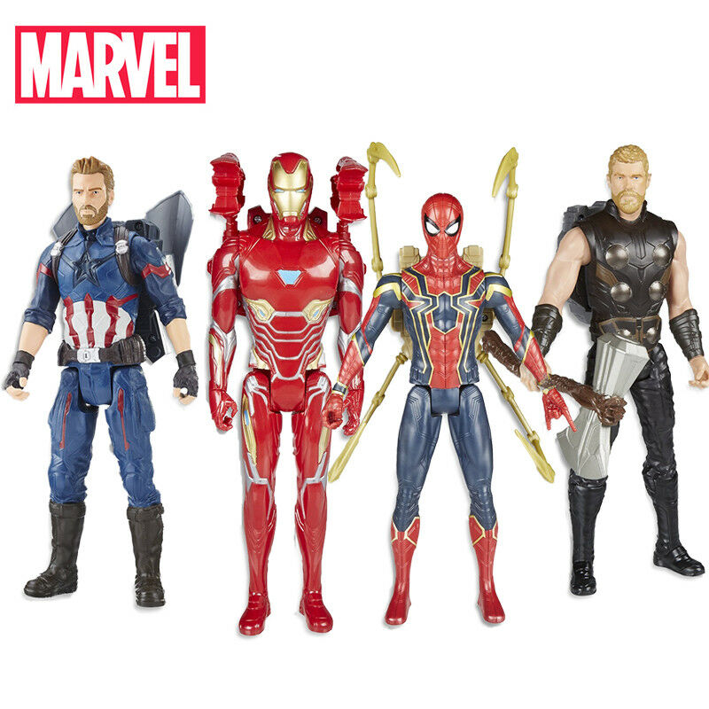 Marvel Avengers Infinity War Titan Hero Series Power FX Action Figure Model Toy
