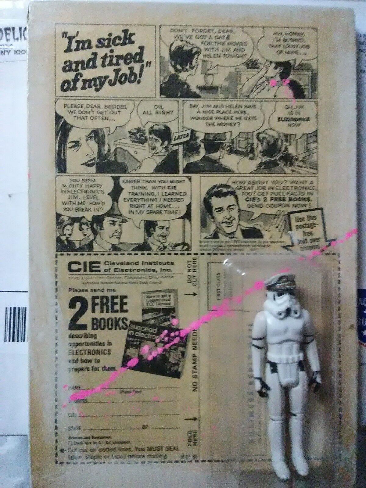 El ultimo 2018 Star Wars Stormtrooper asesino Sucklord suckadelic Panel Bootleg One One One Off  L66  Ahorre hasta un 70% de descuento.